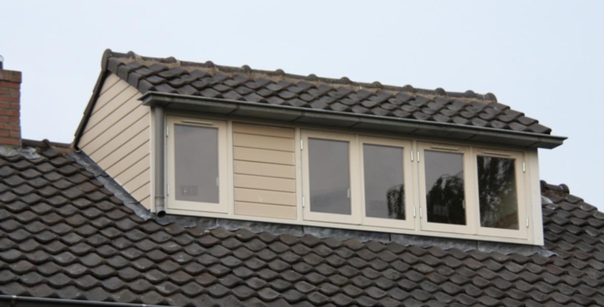 Reiniging dakkapellen en houtwerk